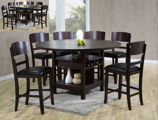 Picture of CONNER COUNTER HEIGHT DINING SET