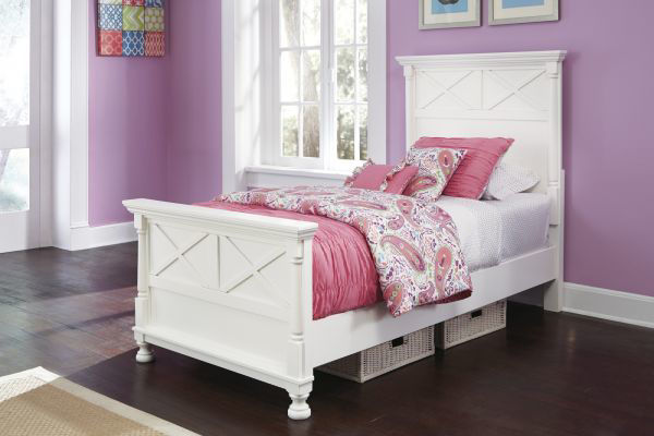 Picture of KASLYN TWIN PANEL BED