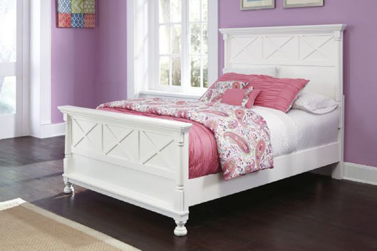 Picture of KASLYN FULL PANEL BED