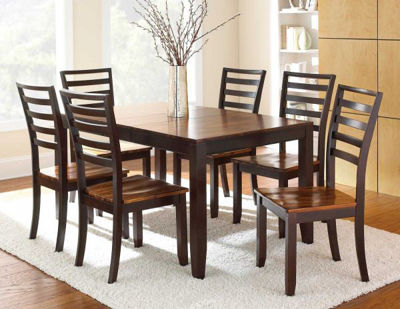 Picture of ABACO RECTANGULAR DINING SET