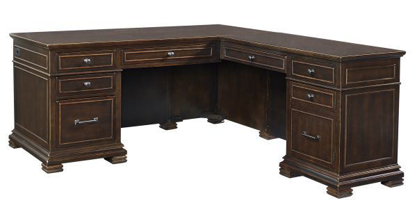 Picture of WESTON L-SHAPED DESK