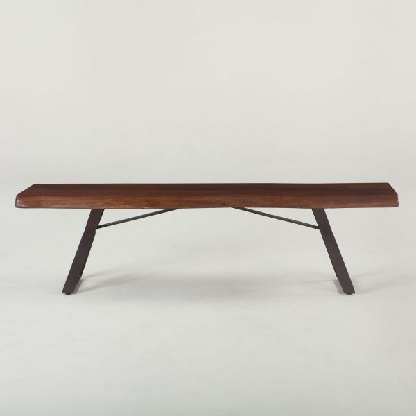 Picture of MELBOURNE LIVE EDGE BENCH
