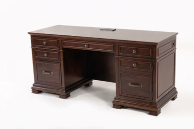 Picture of WESTON COMPUTER CREDENZA DESK