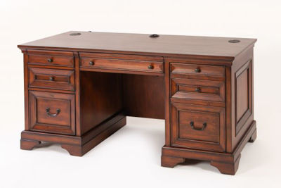 Picture of RICHMOND COMPUTER CREDENZA DESK