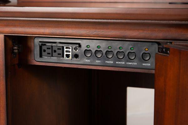 Picture of RICHMOND COMPUTER CREDENZA DESK