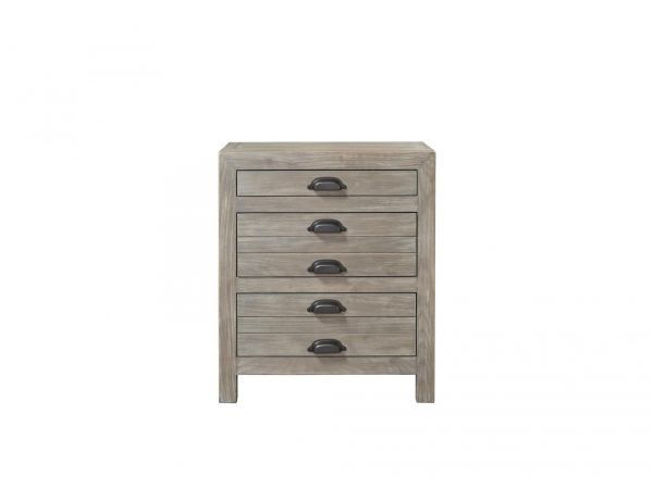 Picture of GILMORE THREE DRAWERS NIGHTSTAND