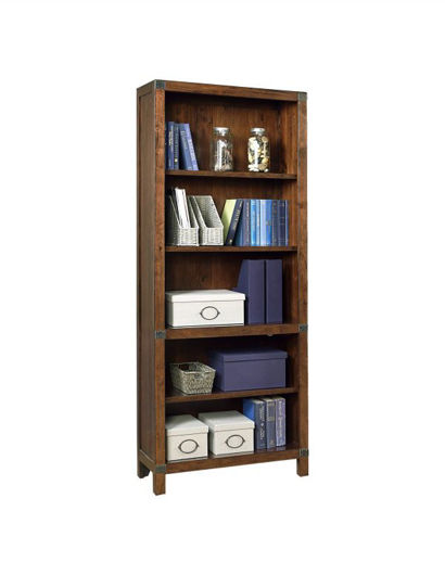 Picture of CANFIELD OPEN BOOKCASE