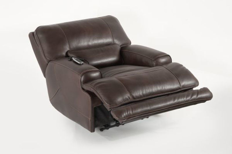 Picture of BERGAMO ALL LEATHER POWER RECLINER