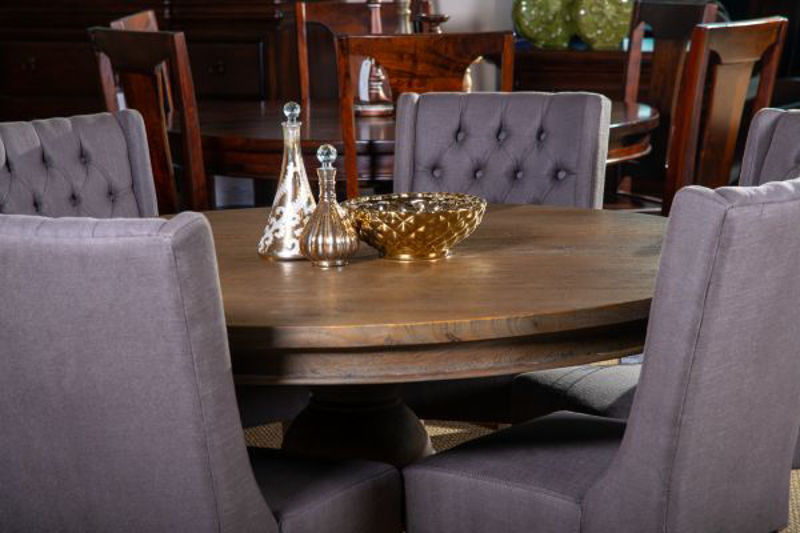Picture of CHARLESTON SOLID WOOD DINING SET