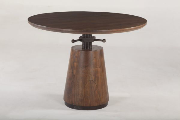 Picture of MODERN REVIVAL SOLID WOOD ADJUSTABLE TABLE