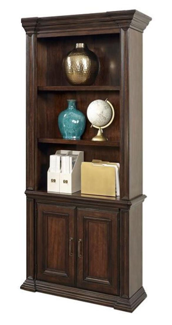 Picture of GRAND CLASSIC DOOR BOOKCASE