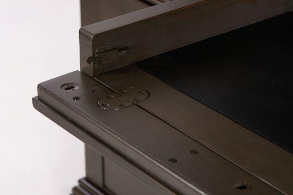 Picture of OXFORD PEPPER CORN COMPUTER CREDENZA DESK
