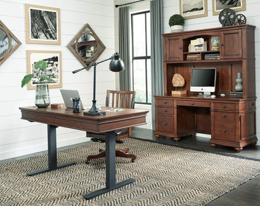 Picture of OXFORD ADJUSTABLE DESK