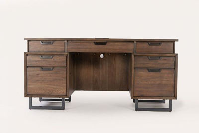Picture of HARPER POINT COMPUTER CREDENZA DESK