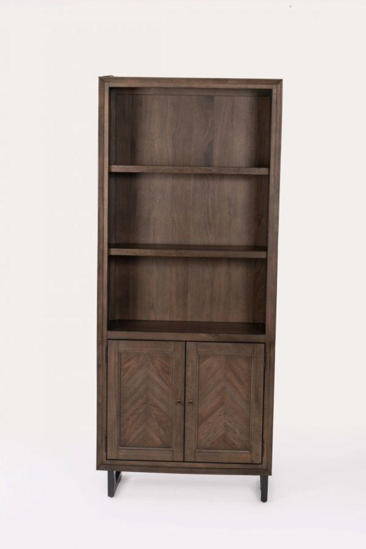 Picture of HARPER POINT DOOR BOOKCASE