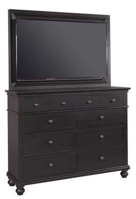 Picture of OXFORD BLACK TV MOUNT
