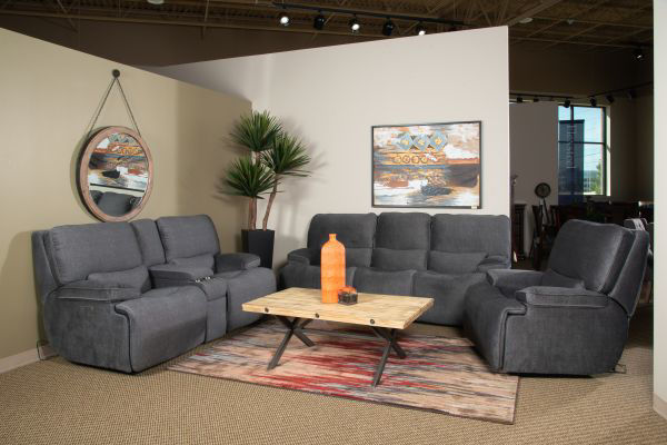 Picture of GRANADA FABRIC POWER RECLINING SET