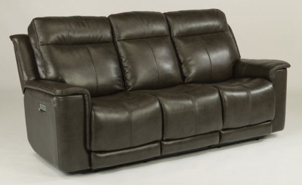 Picture of MILLER LEATHER POWER RECLINING SOFA