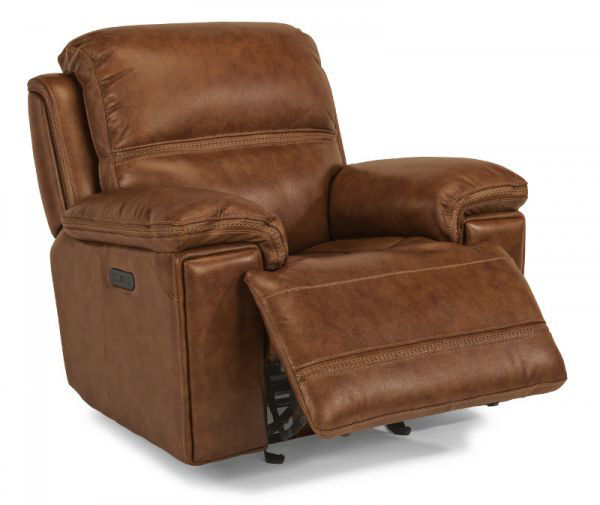 Picture of FENWICK LEATHER POWER GLIDING RECLINER