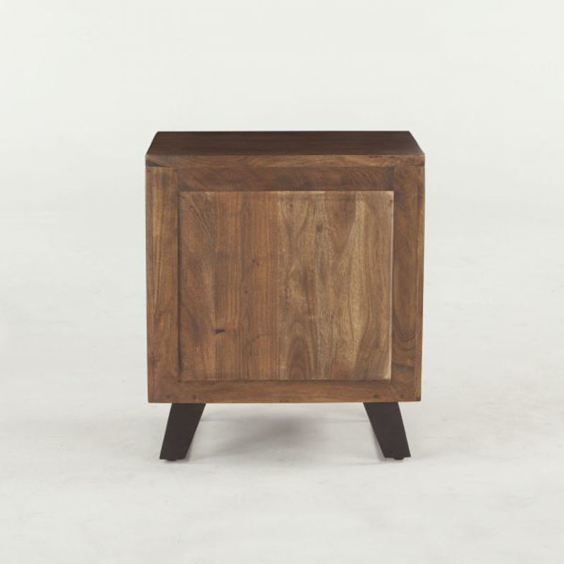 Picture of MELBOURNE LIVE EDGE NIGHTSTAND