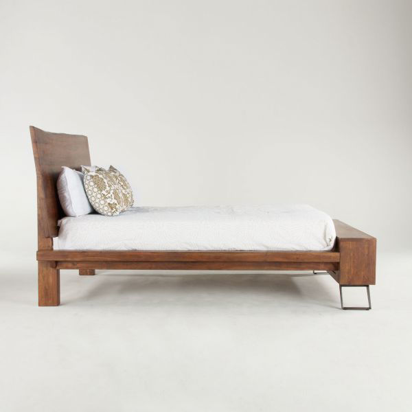Picture of MELBOURNE LIVE EDGE KING BED