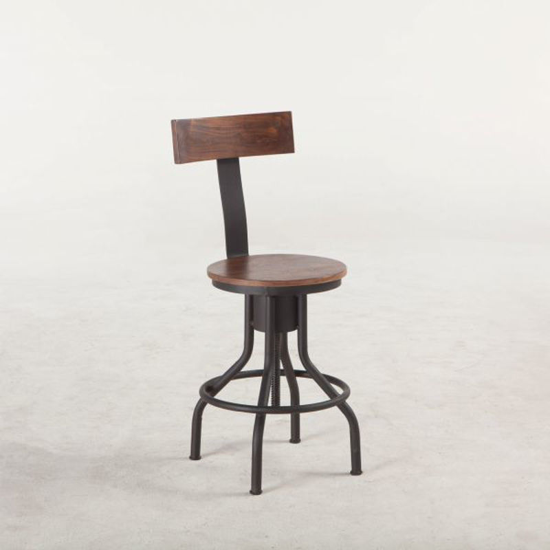 Picture of MODERN REVIVAL SOLID WOOD ADJUSTABLE CHAIR