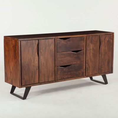 Picture of MELBOURNE LIVE EDGE SIDEBOARD