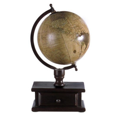 Picture of GLOBE WITH STORAGE