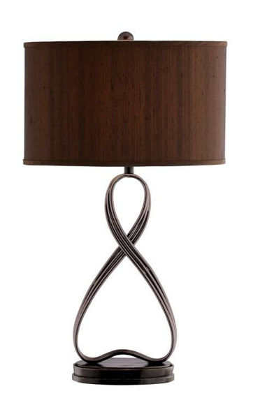Picture of LAZY EIGHT LAMP