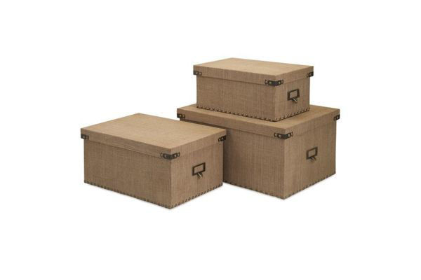 Picture of CORBIN STORAGE BOXES