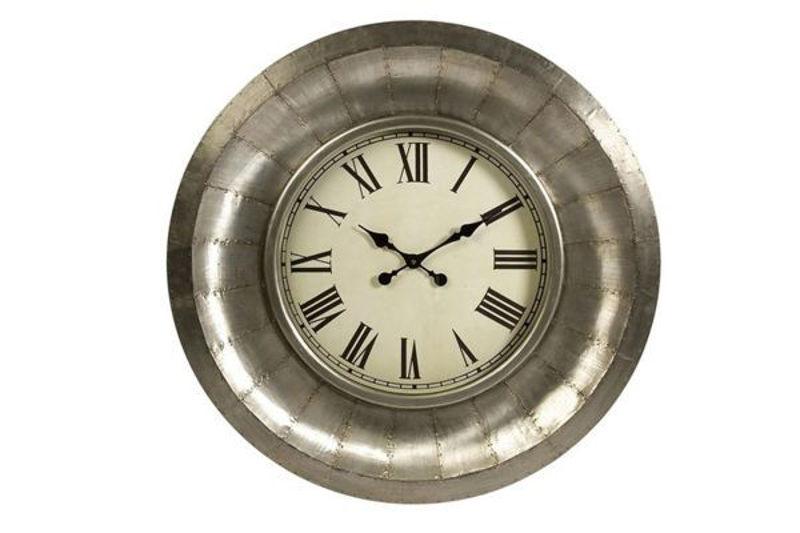 Picture of MESICK ALUMINUM CLOCK