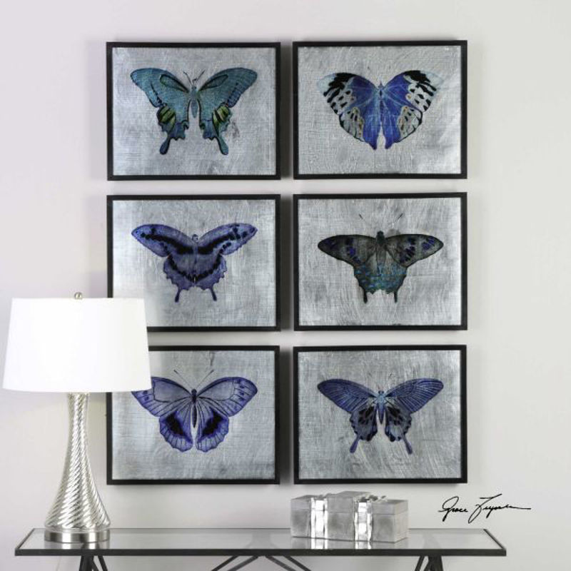 Picture of VIBRANT BUTTERFLIES