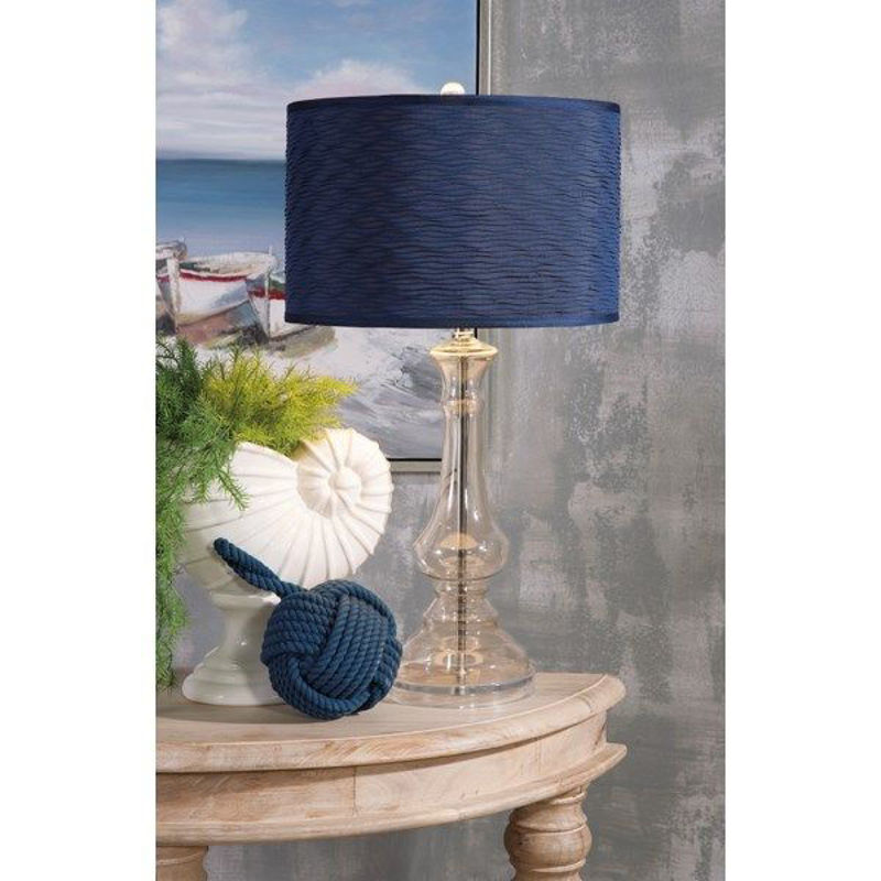 Picture of STARBOARD GLASS LAMP