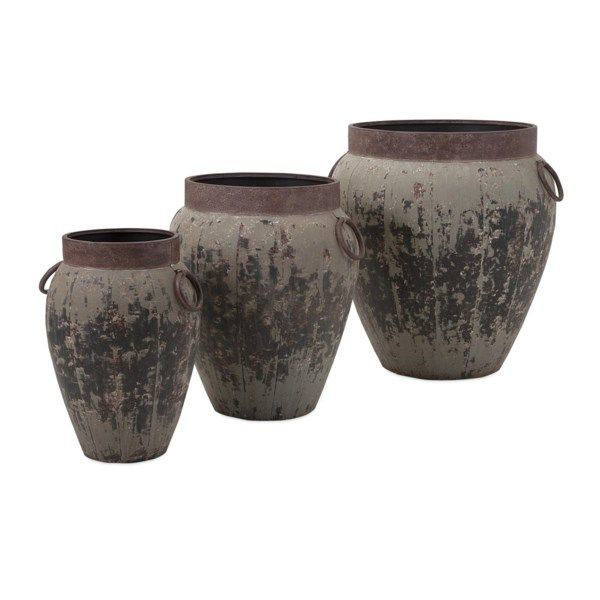 Picture of ARGETILE RUSTIC PLANTERS