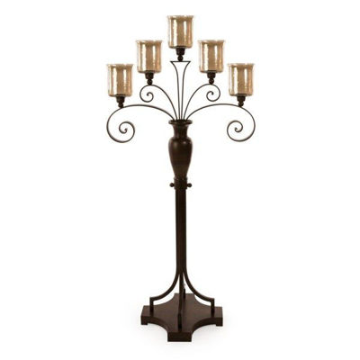 Picture of CKI SPIRAL FLOOR CANDELABRA