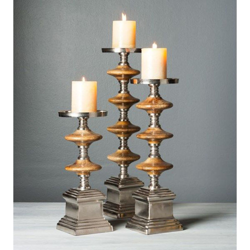 Picture of NK PALMER CANDLEHOLDERS
