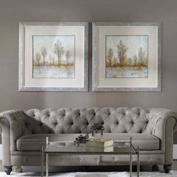 Picture of QUIET NATURE FRAMED PRINTS