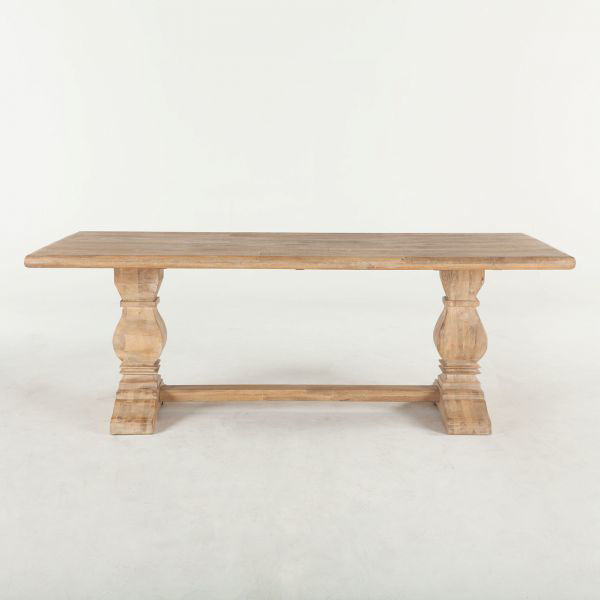 """Picture of CORDOBA SOLID WOOD 72"""" DINING TABLE"""