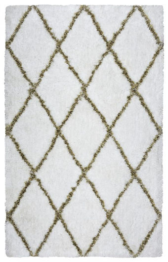 Picture of CONNEX WHITE RUG