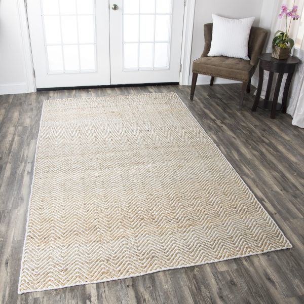 Picture of ELLINGTON NATURAL WOOL RUG