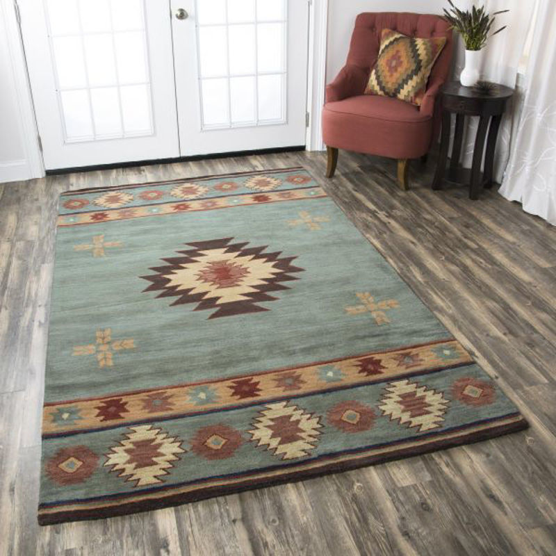 Picture of SOUTHWEST WOOL RUG