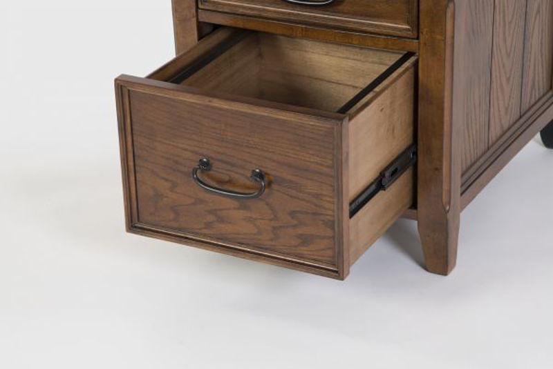 Picture of WOODBORO MEDIA END TABLE