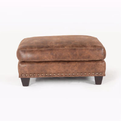 Picture for category Leather Ottomans