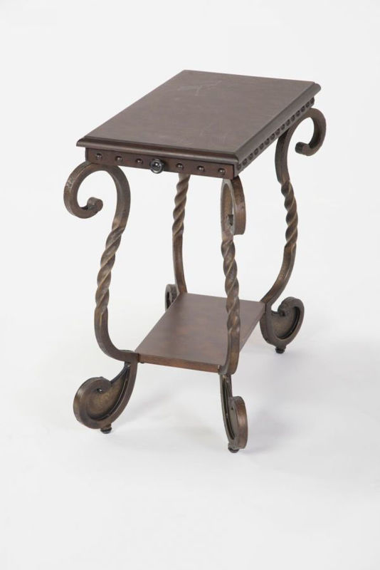 Picture of RAFFERTY CHAIR SIDE TABLE