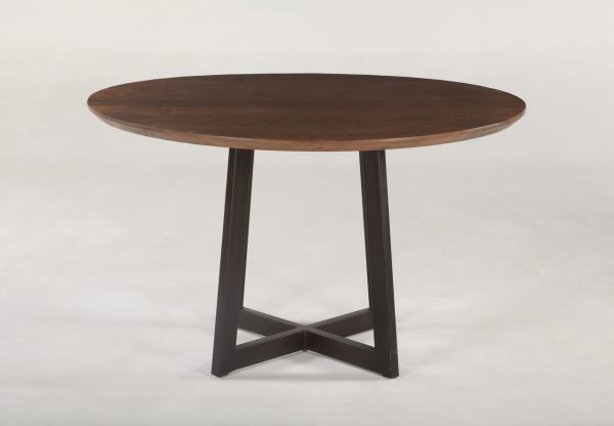 "Picture of ALEXANDRIA ROUND SOLID WOOD 48"" DINING TABLE"
