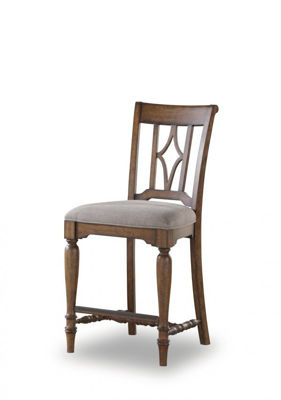 Picture of PLYMOUTH DARK COUNTER CHAIR