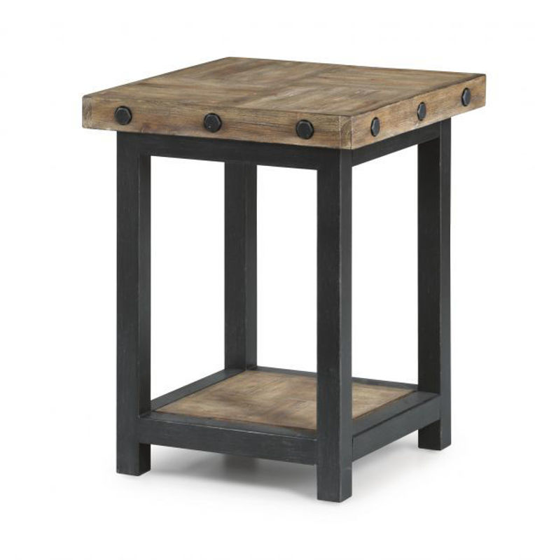 Picture of CARPENTER LIFT-TOP COCKTAIL TABLE WITH CASTERS