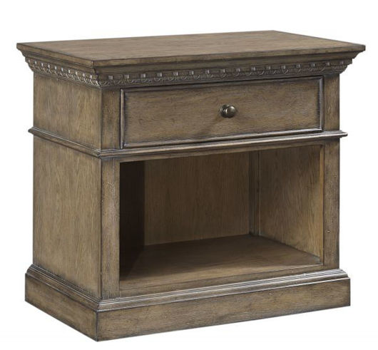 Picture of BELLE MAISON 1 DRAWER NIGHTSTAND