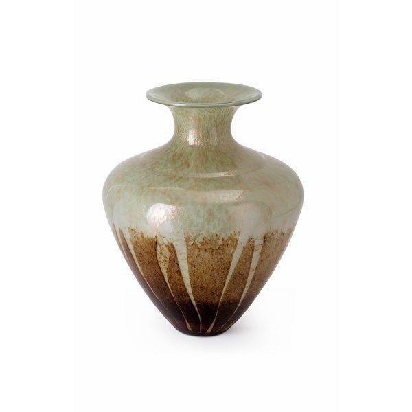 Picture of BENNETT WIDE ART GLASS VASE
