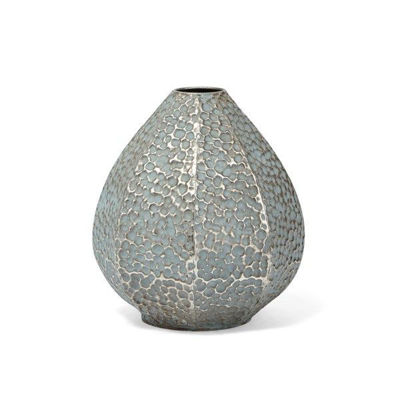 Picture of ALVENA SMALL SILVER VASE